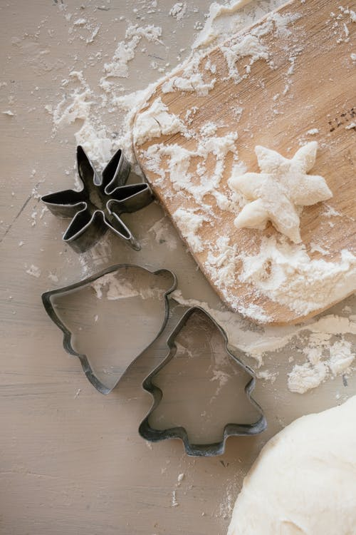 Metal Shapes for Dough