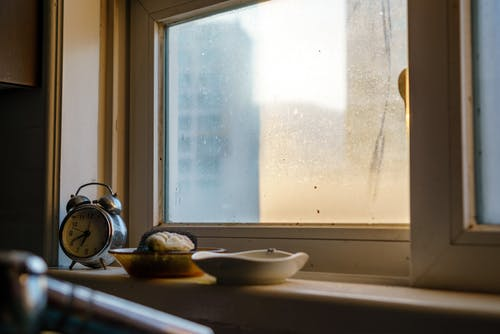 Free stock photo of evening, golden-hour, kitchen, shadow