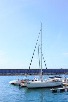 Free stock photo of sea, yachts, canon, yacht