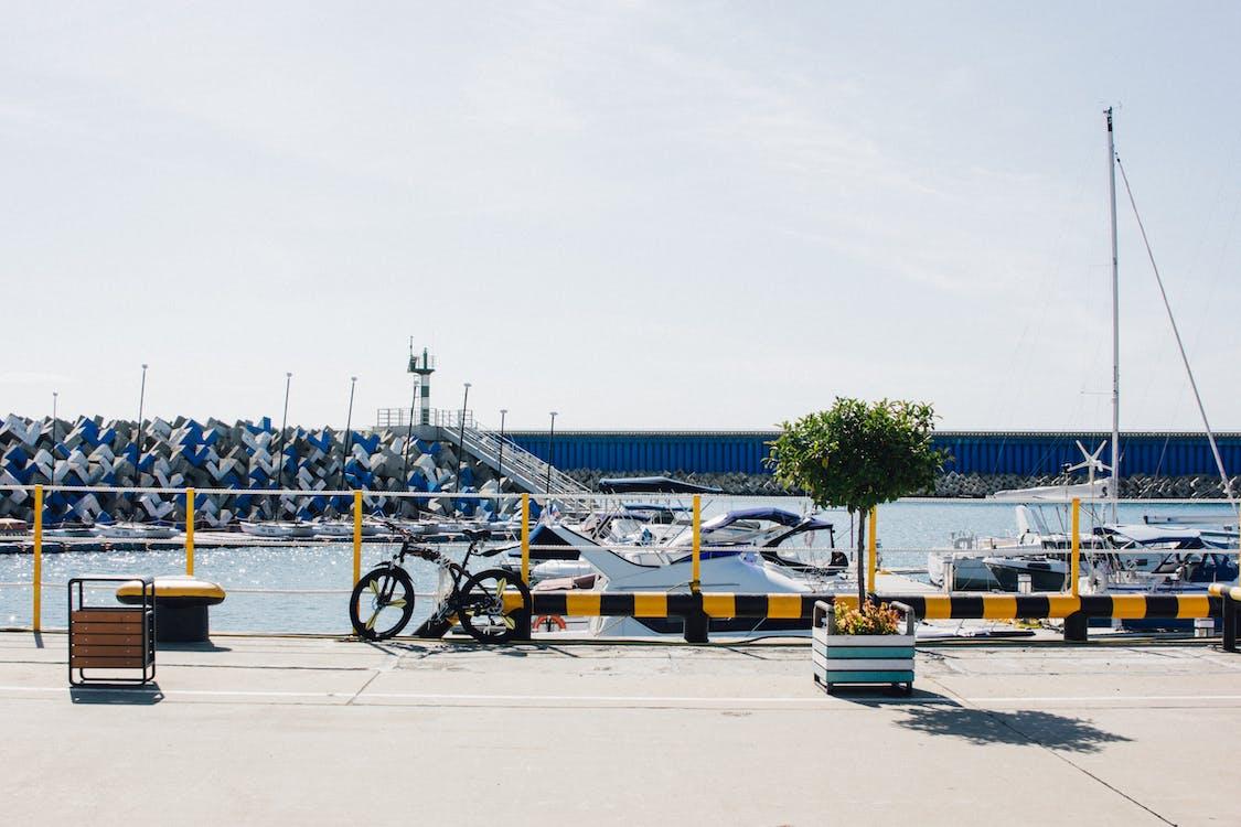aigua, barca, bici