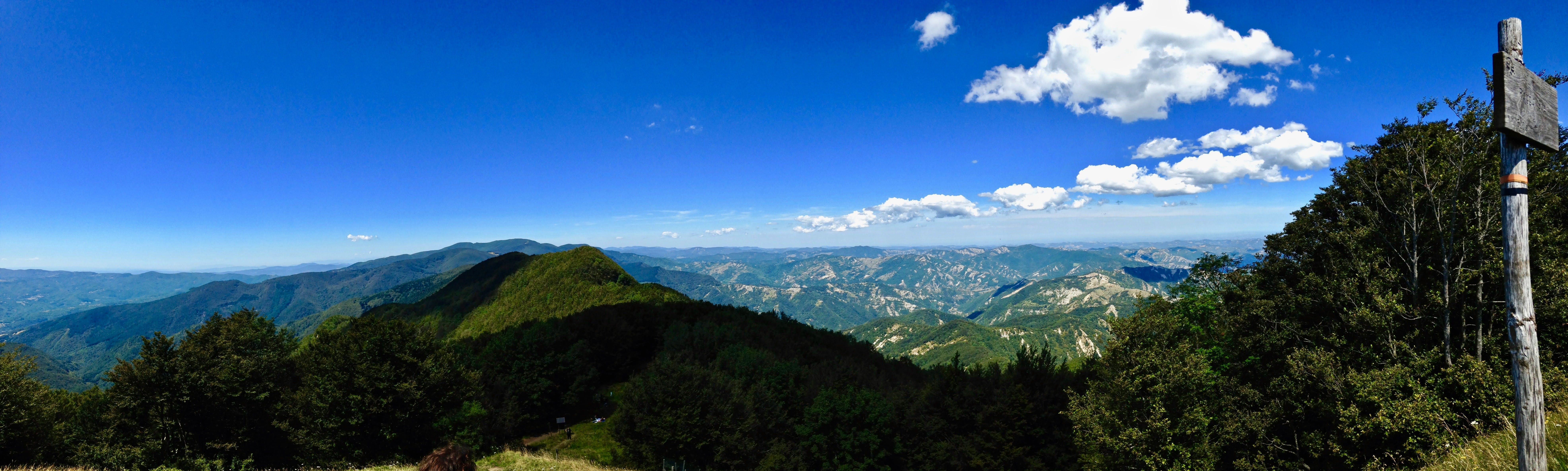 Free stock photo of falterona, green, italy, landscape