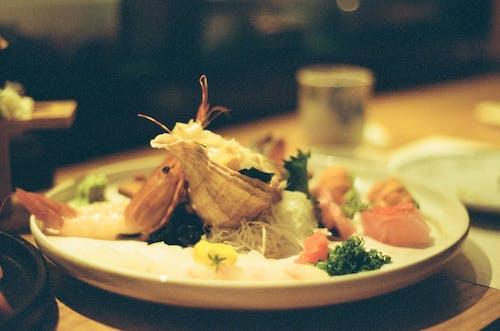 Free stock photo of food, sushi