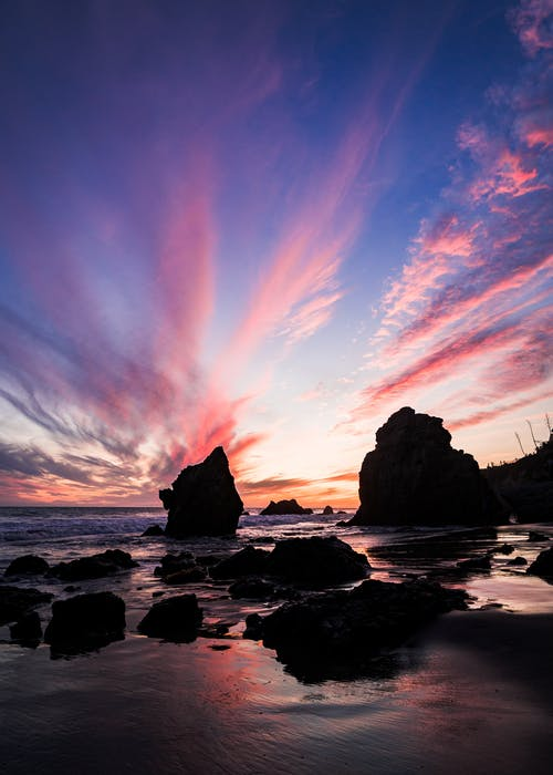 Darmowe zdjęcie z galerii z jasny, kalifornia, krajobraz