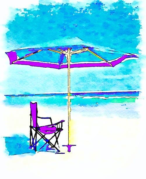 Free stock photo of dreamy, nature, north carolina sandy beach