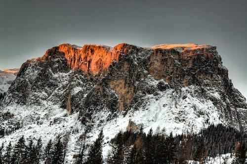 Gratis lagerfoto af bjerg, bjergtinde, dagslys, desktop tapet