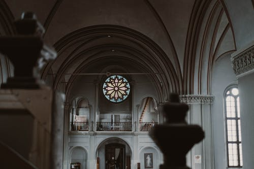 Inside the Church Building