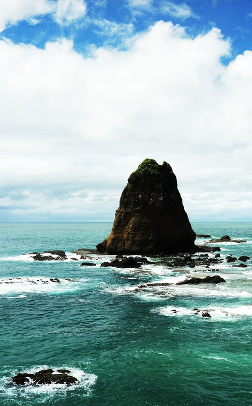 Gratis stockfoto met blauw water, blauwe lucht, blikveld, Golf