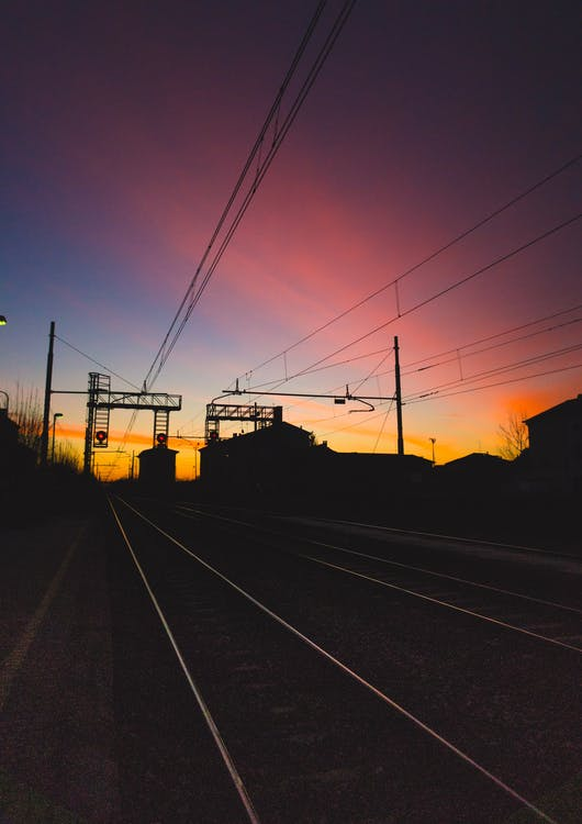 Free stock photo of station, today, train