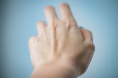 Left Human Hand