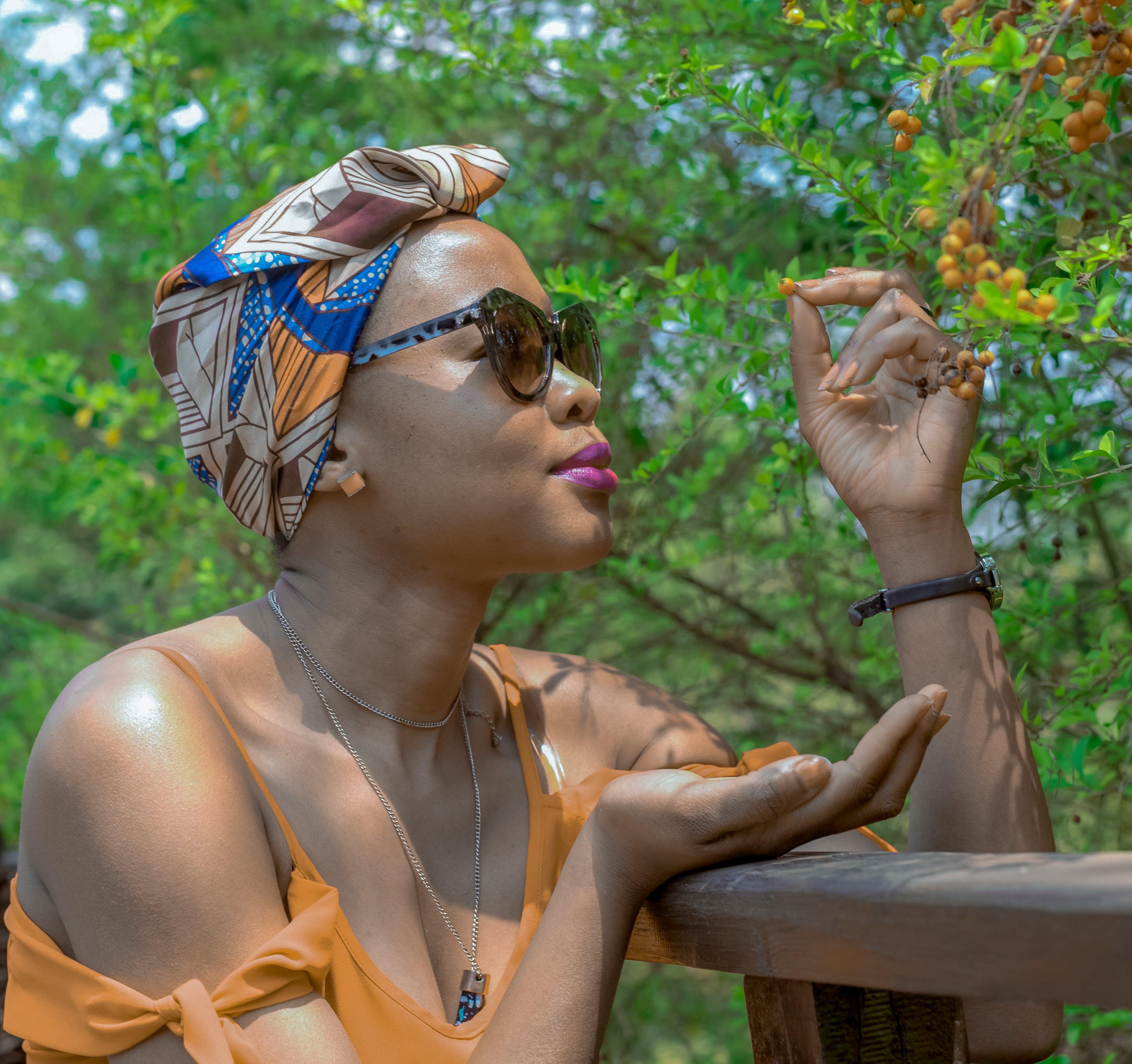 Kostenloses Stock Foto zu bäume, brillen, entspannung, erholung