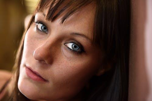 Free stock photo of eye, eyes beautiful woman, hot