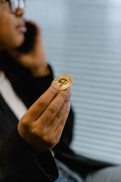 Fotos de stock gratuitas de bitcoin, blockchain, bolsa