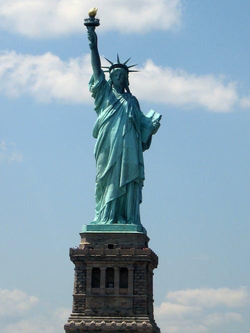 Free stock photo of Statue of Liberty