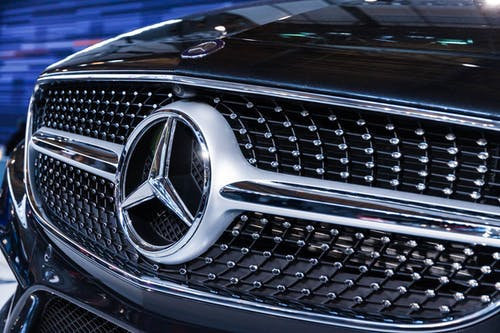 Photo of Mercedes-benz Grille
