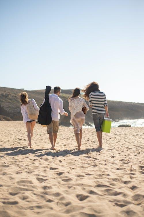 Δωρεάν στοκ φωτογραφιών με ακτή, άμμος, αναψυχή