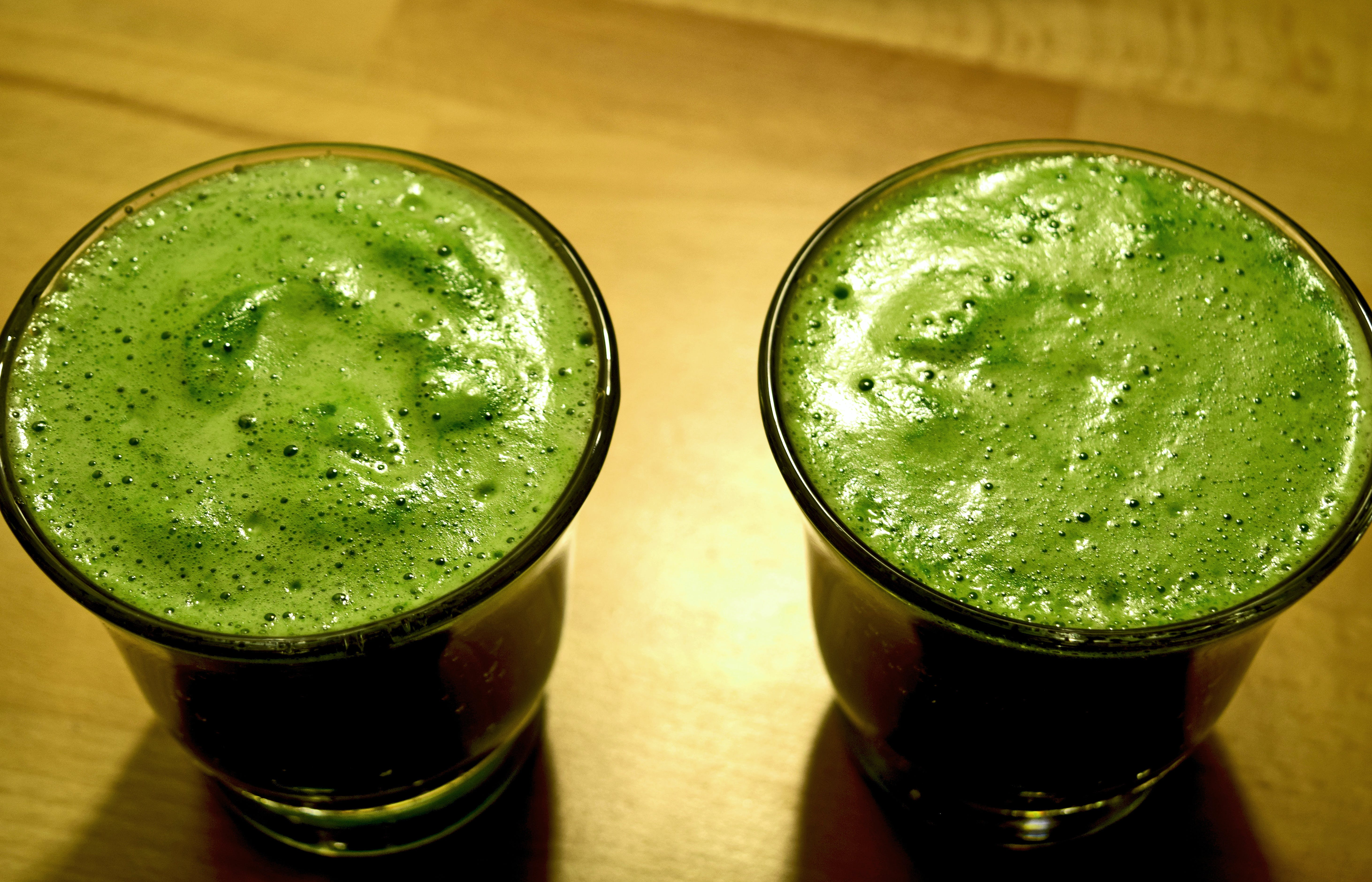 green madness, juice, kale