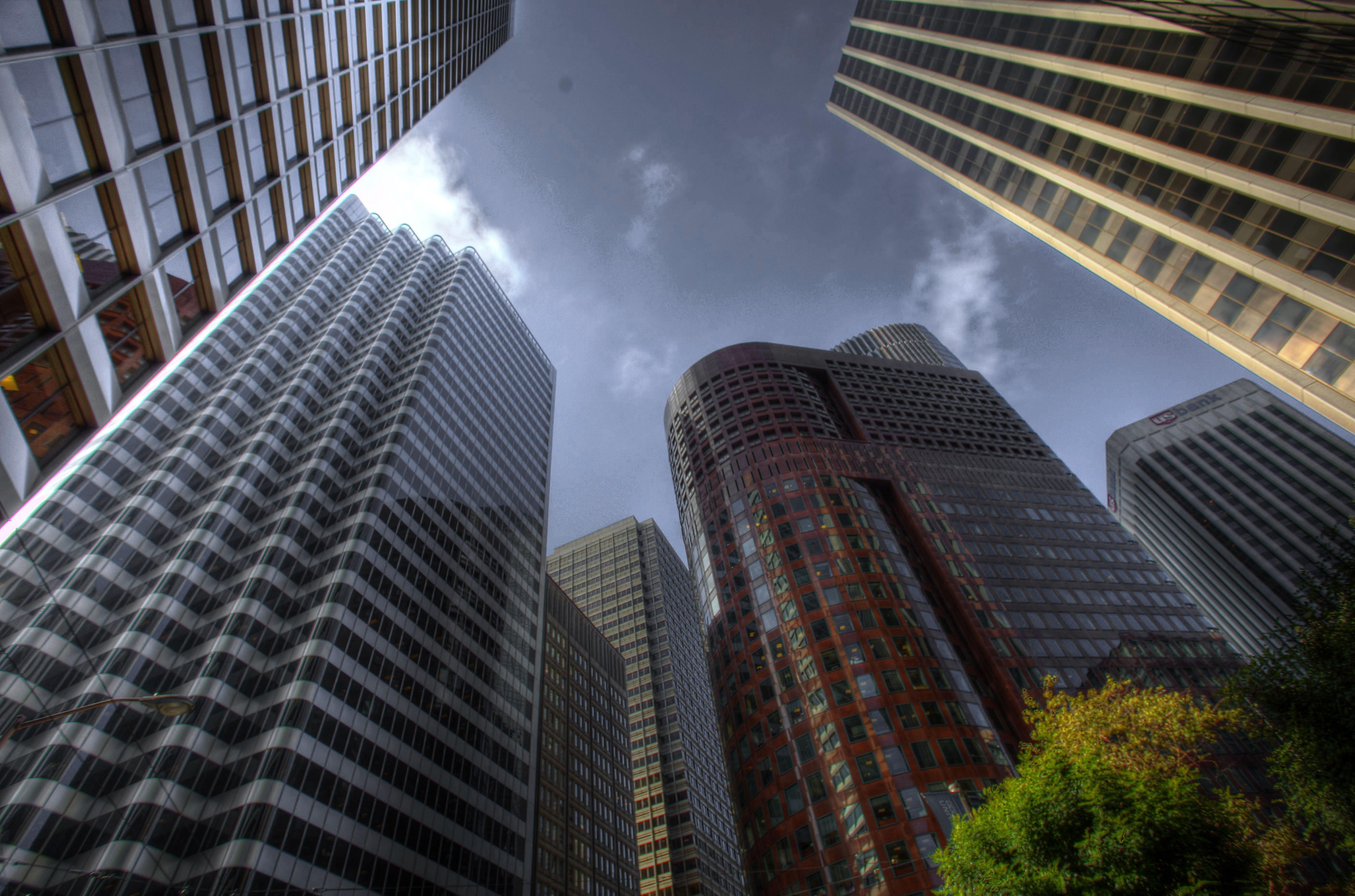 Free stock photo of buildings, city, san francisco, skyline