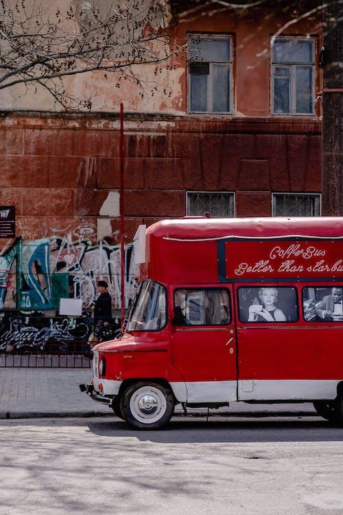 Kostenloses Stock Foto zu architektur, auto, bus