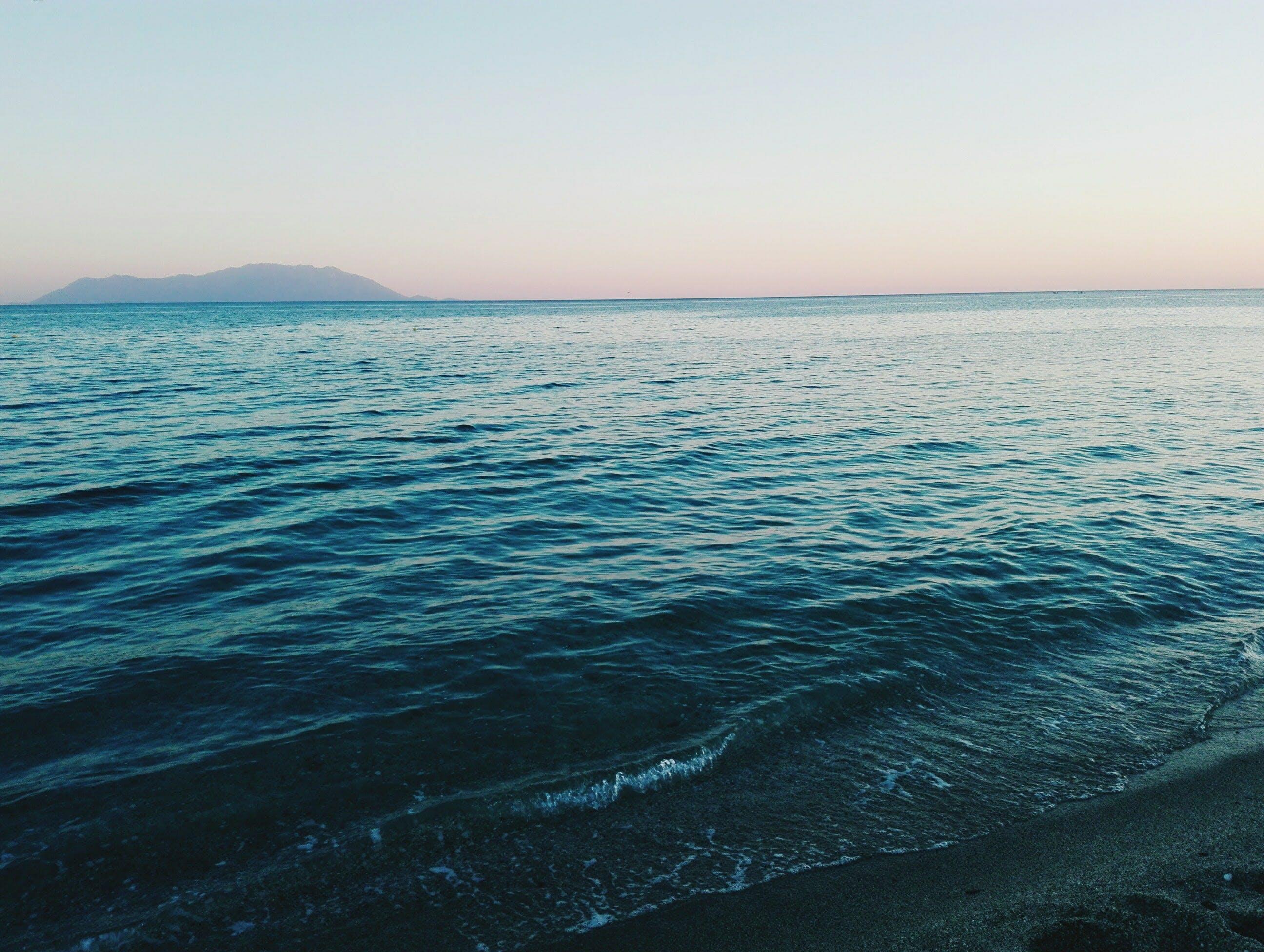 Fotos de stock gratuitas de agua, amanecer, cielo, cielo limpio