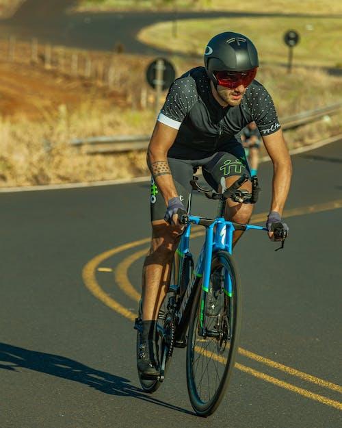 Immagine gratuita di attività, bicicletta, ciclista