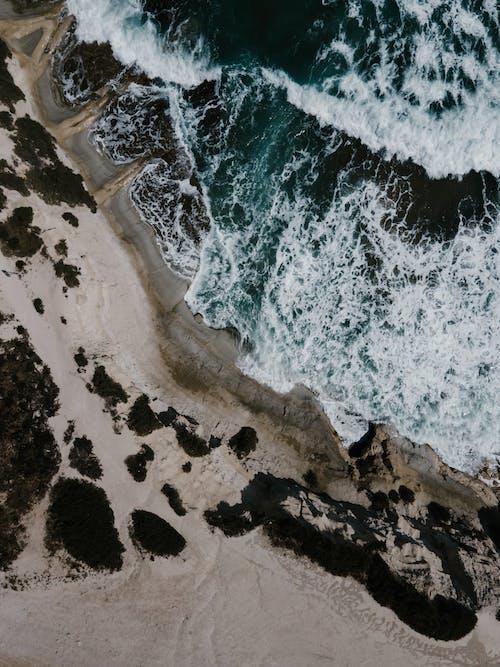 Foto stok gratis alam, fotografi alam, fotografi drone