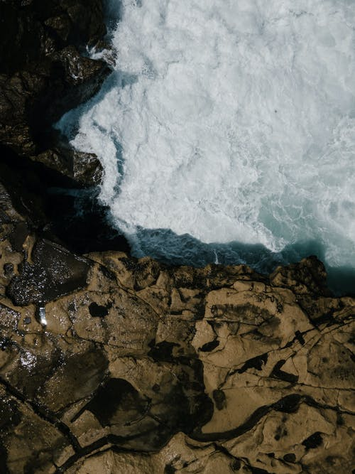 岩石, 岩石海岸, 島 的 免費圖庫相片