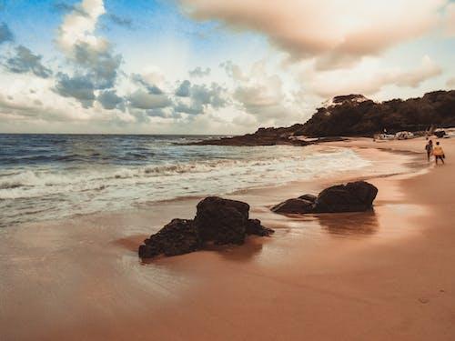 Free stock photo of afternoon, aqua, beach, beachlife