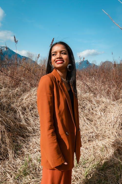 アフリカ系アメリカ人女性, スタイル, スマイルの無料の写真素材