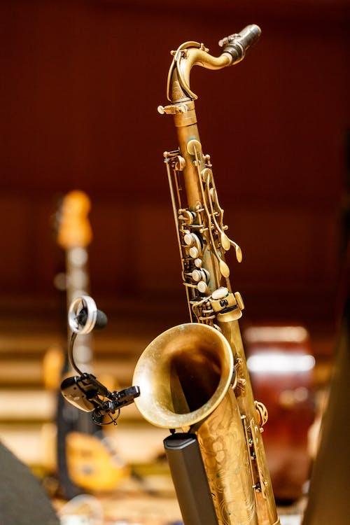 Fotos de stock gratuitas de instrumento musical, jazz, latón
