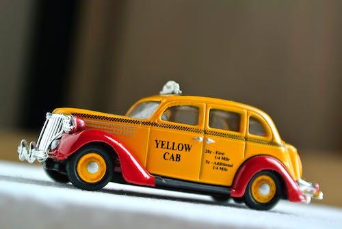 Kostenloses Stock Foto zu automobil, gelb, makro-foto
