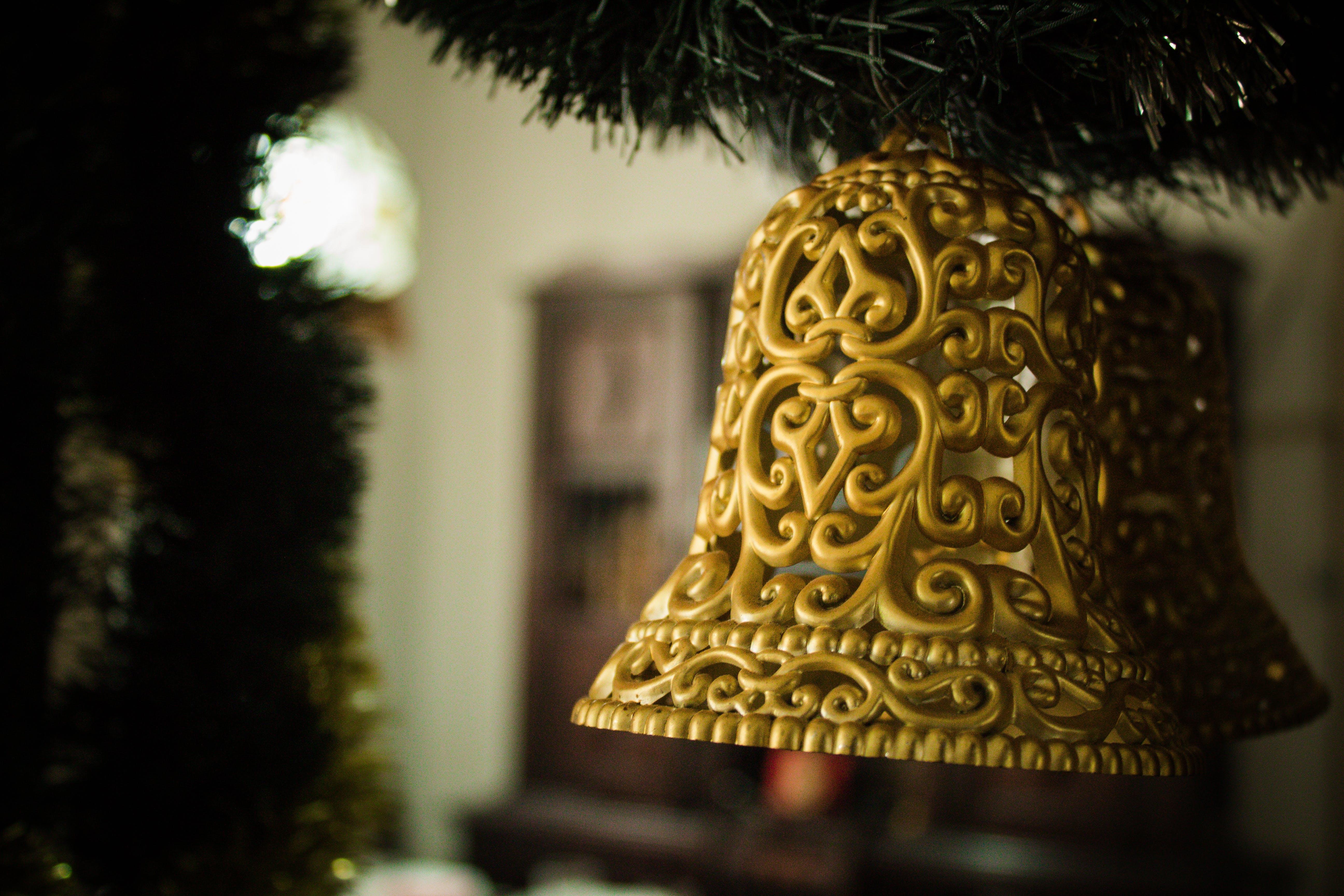 Free stock photo of bell, christmas, christmas bell, christmas day