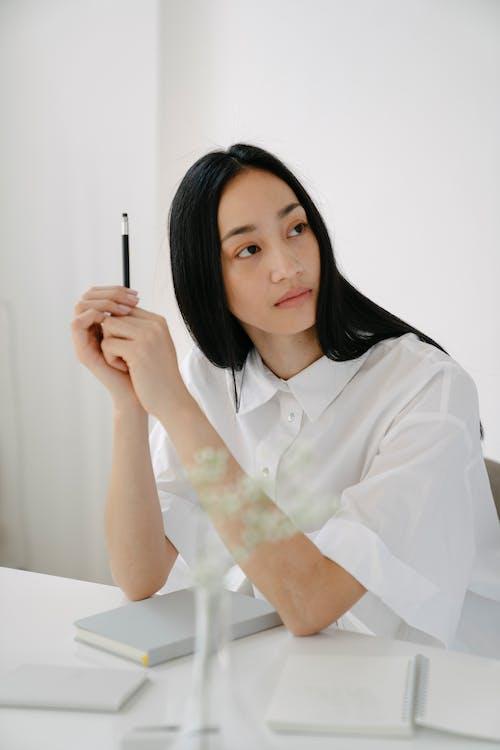 アジアの女性, エスニック, スタジオ撮影の無料の写真素材