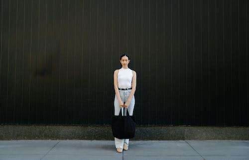Ingyenes stockfotó ázsiai nő, barna, békés témában