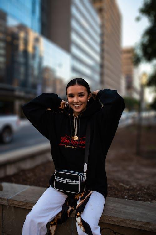 Free stock photo of chains, city portrait, fashion