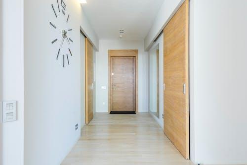 Brown Wooden Doors