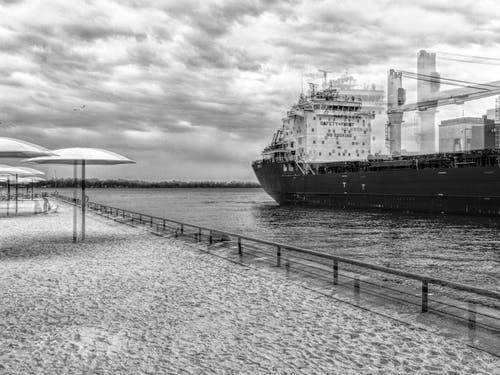 Free stock photo of cargo ship, sea vessel, sugar