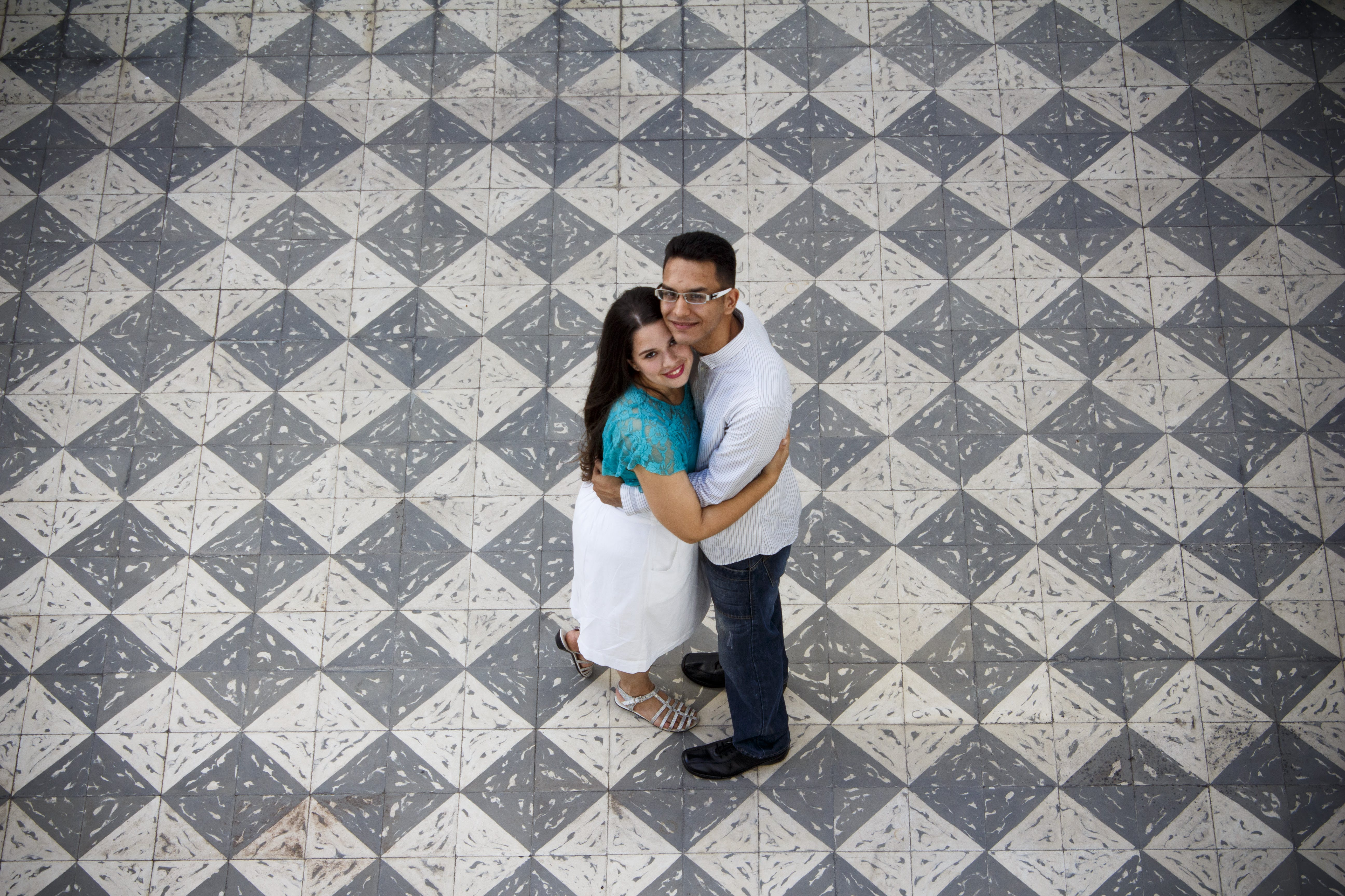 Photography of Couple Hugging Each Other