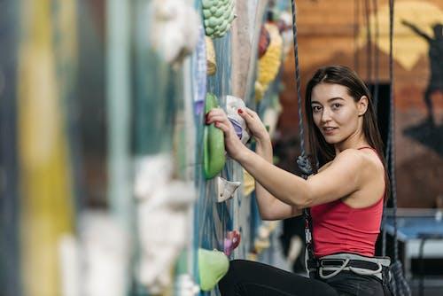 Безкоштовне стокове фото на тему «активний, альпінізм, альпініст»
