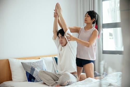 Imagine de stoc gratuită din acasă, antrenament, apartament