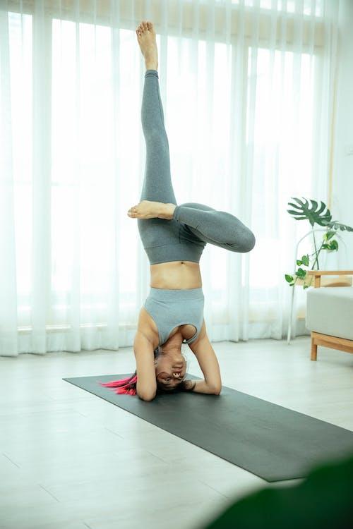 Kostenloses Stock Foto zu achtsamkeit, akrobatisch, anmut