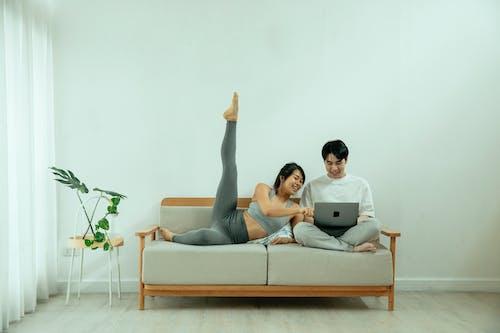 คลังภาพถ่ายฟรี ของ activewear, กลางวัน, การฝึก