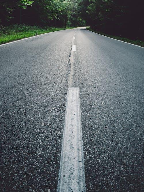 Imagine de stoc gratuită din asfalt, cale, drum, indicator