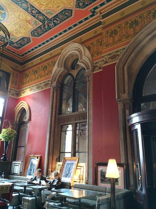 Free stock photo of St Pancras Hotel