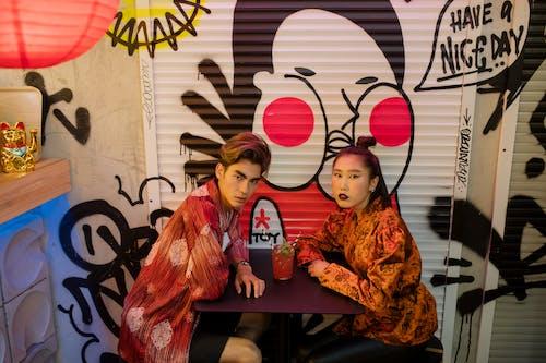Gratis lagerfoto af asiatisk, café, cafeteria
