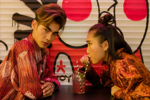 Fotos de stock gratuitas de adulto, amor, asiático