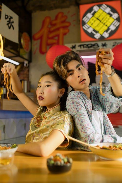 Free stock photo of adult, asian, celebration