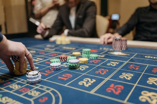 Free stock photo of baccarat, bar, bets