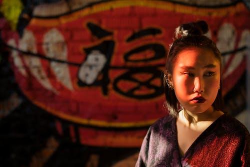 Fotos de stock gratuitas de adulto, arte grafiti, asiático