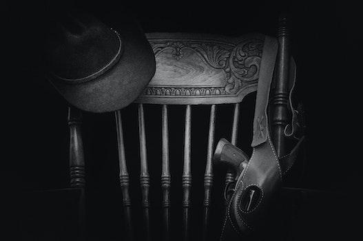 Free stock photo of wood, light, black-and-white, art