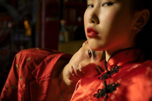 Foto profissional grátis de 3x4, amor, Asiático